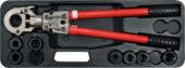 Manual Crimping Pliers For Pex-AL-Pex (YT-21735) - YT-21735 salidzini kurpirkt cenas