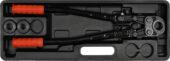 HAND PRESS TOOL FOR PEX PIPES TH16-26 (YT-21750) - YT-21750 salidzini kurpirkt cenas