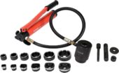 Hydraulic hole cutting tool 22-60 mm 360 degrees (YT-18907) - YT-18907 salidzini kurpirkt cenas