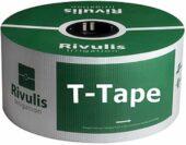 Pilienlaistīšanas lente T-tape - 2300 m - Ø 16 mm - 10 cm - 0