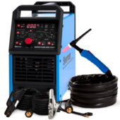 TIG metināšanas iekārta Sherman DIGITIG 200GD - Metināšanas iekārtas>TIG metināšanas iekārtas