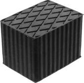 Rubber Pad | for Auto Lifts | 160 x 120 x 115 mm (7039) - 7039 salidzini kurpirkt cenas